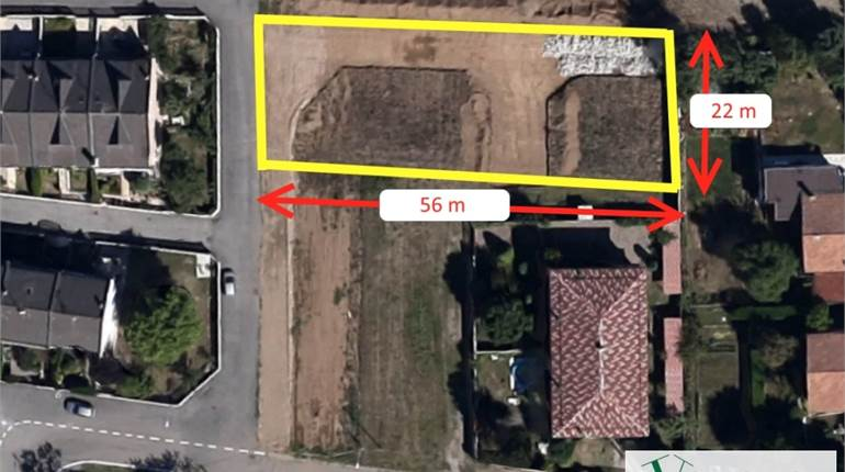 Sites / Plots for Development for sale in Magnago