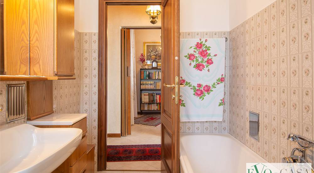 Appartamento in villa con lavanderia